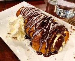 Chocolate Dipped Lobster Tail